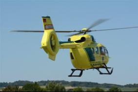 Dalarna , Eurocopter EC145 T2